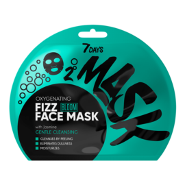 7 DAYS BLOOM Gentle Cleansing Mask 25g