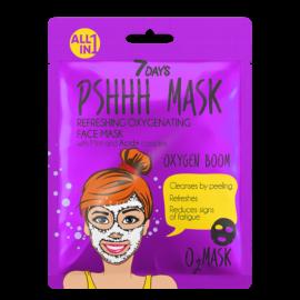 7 DAYS PSHHH Oxygen Boom Sheet Mask 25g