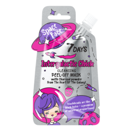 7 DAYS SPACE Intergalactic Chick Peel-off Mask 20ml