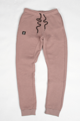 MAGICBEE CLASSIC PANTS DIRTY PINK